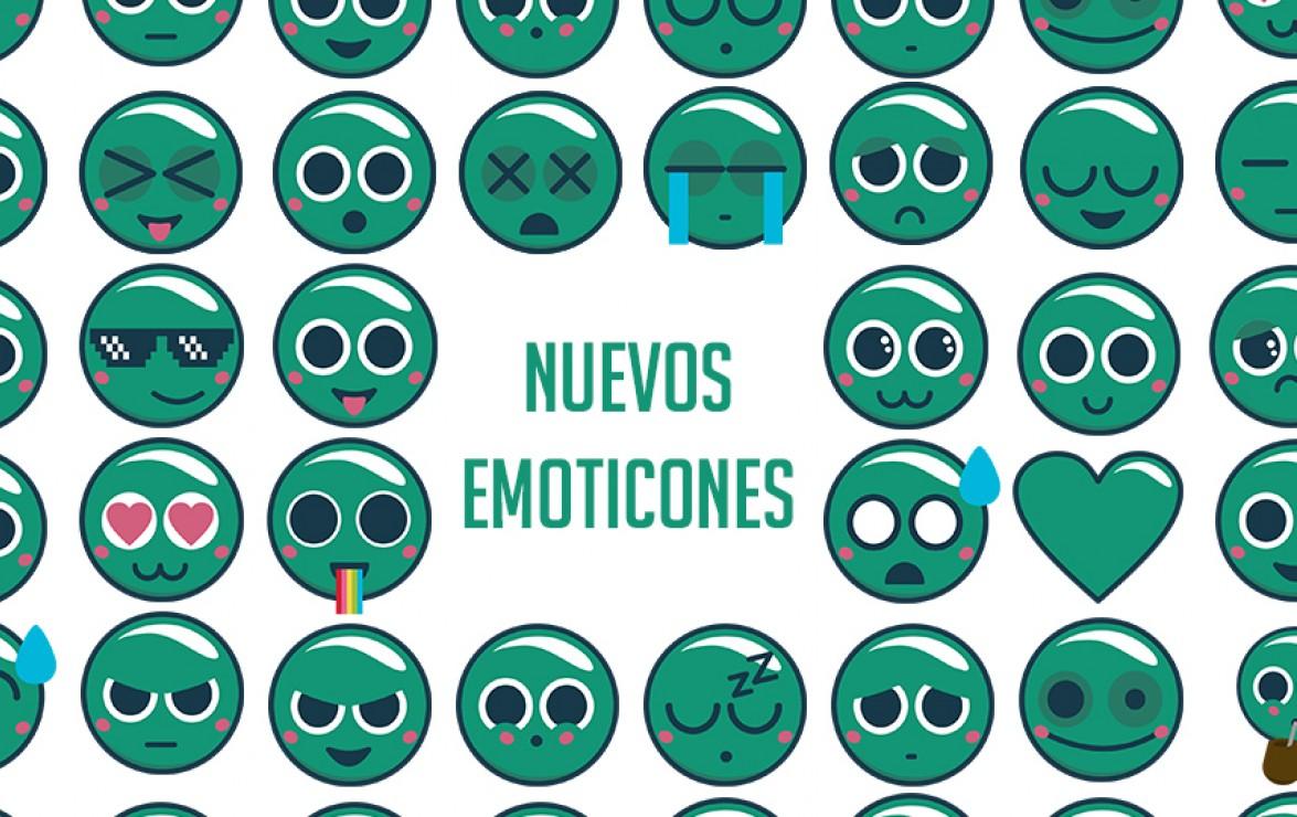 Nuevos Emoticones!
