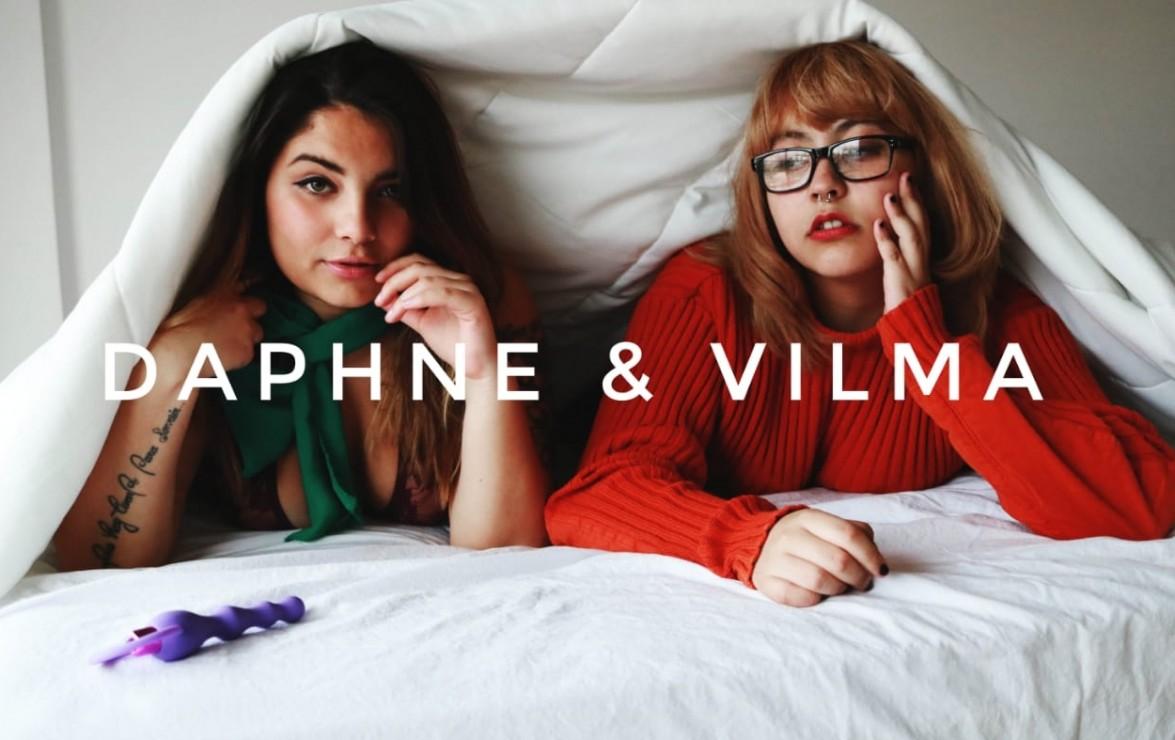 Daphne & Vilma Y el misterio del vibra morado🔎